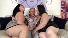 Жирные телки тоже хотят секса