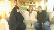 Жаркий арабский секс с верующей зрелой женщиной