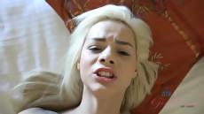Домашний секс от первого лица с 18 летней блондинкой Elsa Jean